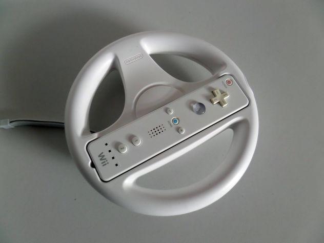 Volante Nintendo WII ORIGINALE + volante F1 - Foto 5