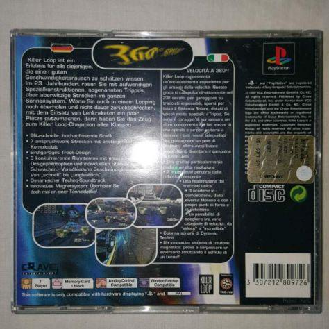 Killer Loop - Gioco PS1 - Ubisoft Exclusive - Foto 3