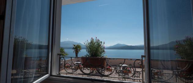in vacanza con amici sul lago Maggiore, in appartamento - Foto 8