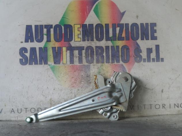 ALZACRISTALLO PORTA POST. DX. SUZUKI SWIFT (04/0502/11)