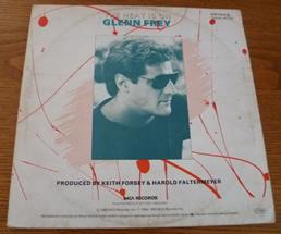 Glenn Frey - The Heat Is On - 45 Maxisingle - Foto 3