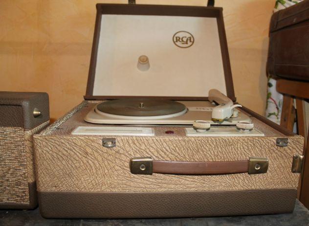 giradischi RCA vintage - Foto 2