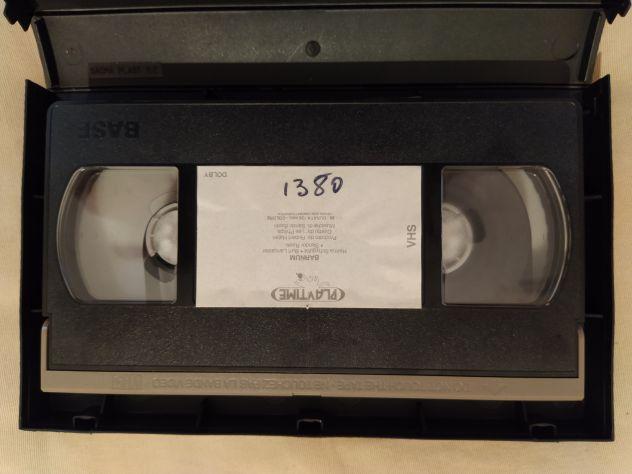 R65- CASSETTA VHS - FILM/ALTRO - Foto 8