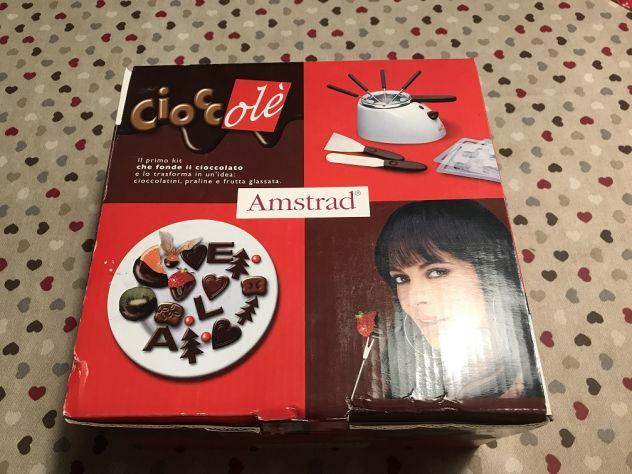 Cioccolatiera fonduta Amstrad