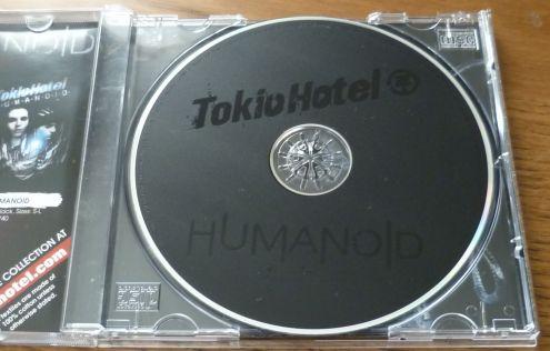 Tokio Hotel - Humanoid Cd Originale - Foto 2