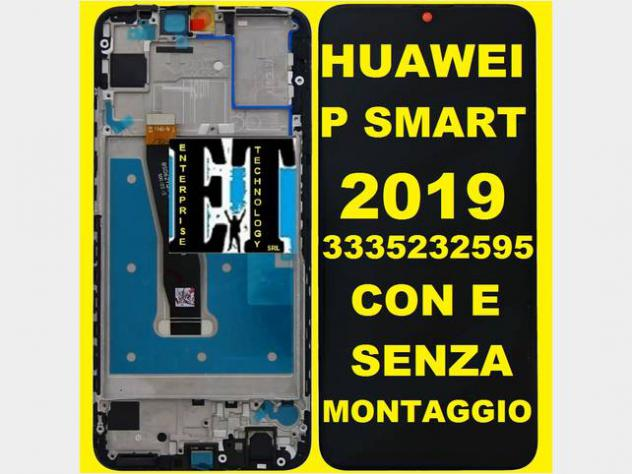 P SMART 2019 DISPLAY LCD ASSISTENZA TECNICA Nuovo