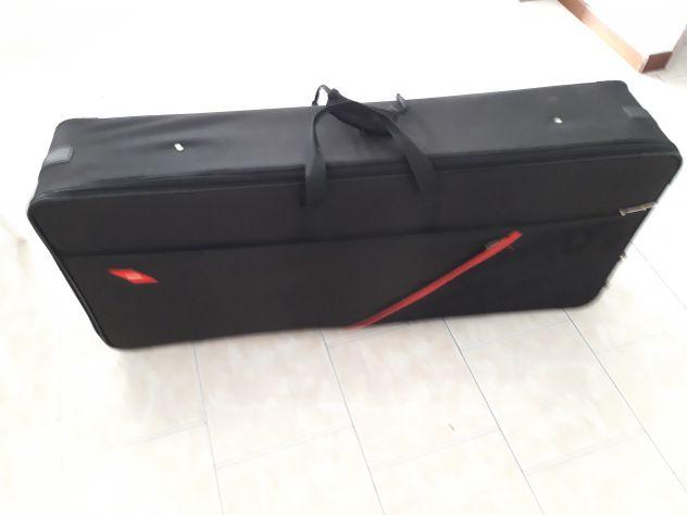 Borsone trolley per tastiera
