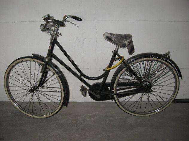Bicicletta Depoca Bianchi Del 1949