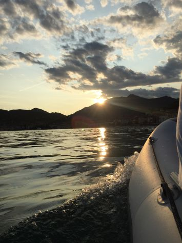 Noleggio barca gommone lago di Garda - Foto 8