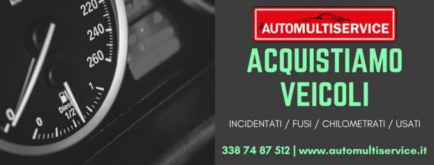 Acquistiamo veicoli incidentati tutte le marche # Ferrara #