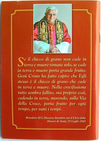 Via Crucis Cardinale Joseph Ratzinger Meditazioni e preghiere del Papa - Foto 2
