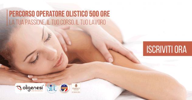 CORSO DI MASSAGGIO A MONZA RICONOSCIUTO CSEN, SIAF E CIDESCO ITALIA (500 ORE)