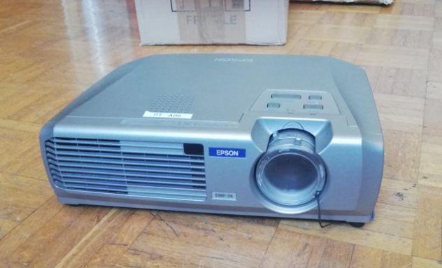 Videoproiettore EPSON EMP 74 senza telecomando