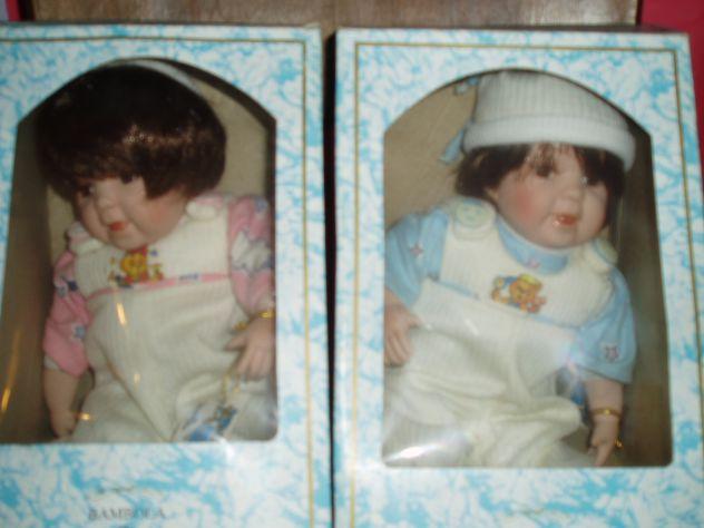 Bambolotti in porcellana