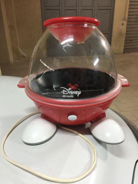 Macchina per Pop Corn Ariete Modello Disney