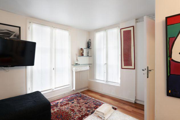 Parigi centralissimo appartamento confortevole 50 mq 5 persone - Foto 8