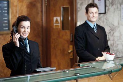 Corso Professionale di Addetto alla Reception ad Asti