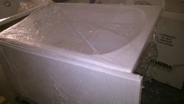 Vasche Da Bagno Resina Prezzi : Vasca da bagno resina pannello telaio glass prezzo annunci