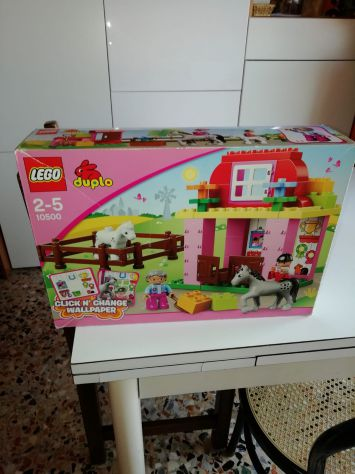 LEGO Duplo 10500 - La scuderia
