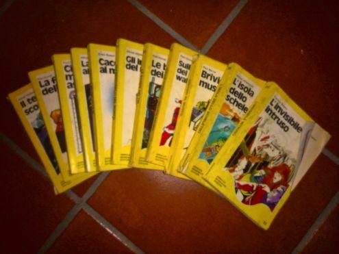 Gialli Mondadori per ragazzi