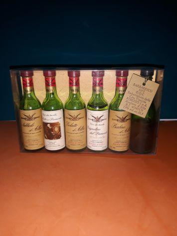 Bottigliette vino mignon, Miniature ALPA del 1975