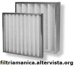 Filtri aria industriali