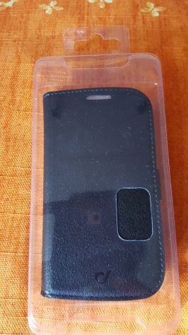 CUSTODIA  A  LIBRO  PER  SMARTPHONE  SAMSUNG GALAXY ACE 4