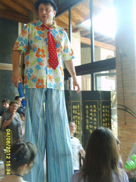 FESTE DI COMPLEANNO PER BAMBINI A VARESE CLOWN A VARESE MAGO A VARESE NOLEG … - Foto 5