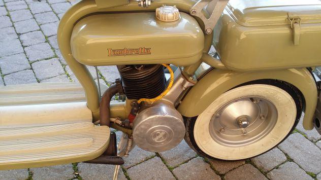 Lambretta Innocenti 125 - Foto 8