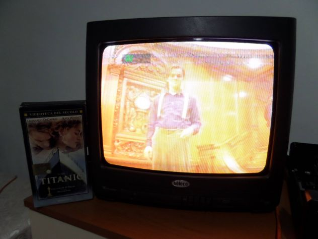 VHS vari  lotto misto  Originali d'epoca. TESTATI (INTERO LOTTO) - Foto 6