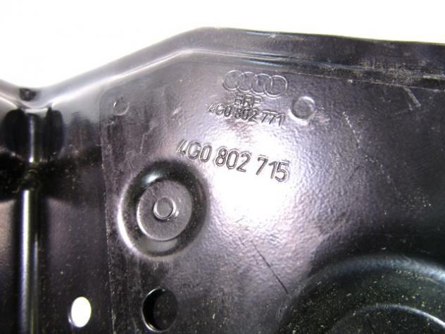 4G0802715 SUPPORTO BATTERIA AUDI A6 3.0 TDI AVANT RICAMBIO USATO - Foto 3