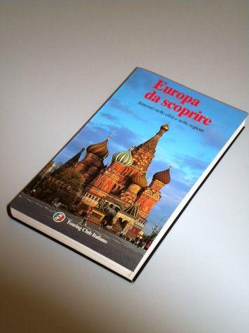 """ATLANTE TURISTICO """"EUROPA DA SCOPRIRE"""" - NUOVO - Foto 2"""