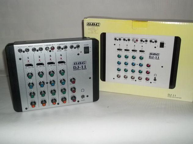Mixer audio stereo mini. - Foto 2