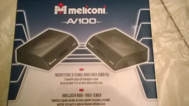 Trasmettitore di segnali Audio/Video senza fili MELICONI AV100 - Foto 7
