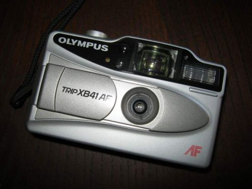 macchina fotografica a rullino
