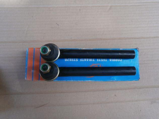 Testine scatola guida Autobianchi A112 NUOVE