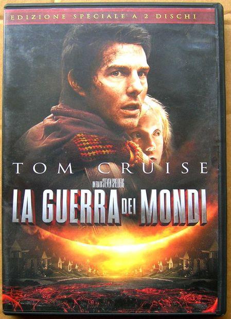 LA GUERRA DEI MONDI Tom Cruise Spielberg Edizione speciale 2 Dischi  La gue …
