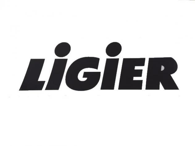 ADESIVO TARGA LIGIER JS50