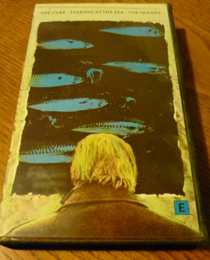 The Cure - Staring At The Sea - The Images VHS