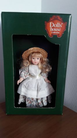 Bambola in Porcellana Doll's House Collection - Foto 3