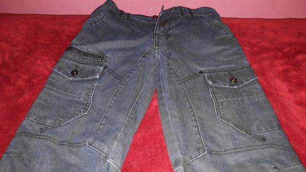Jeans Owc blu scuro tasconi  Tg 46 - NUOVI