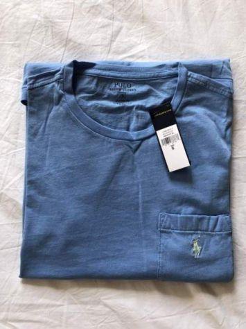 Splendide T-Shirt Polo Ralph Lauren originali NUOVE