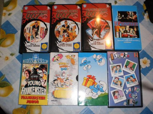 22 Videocassette originali - Foto 2