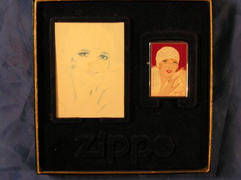 ZIPPO PETTY GIRLS 1997 - Foto 2