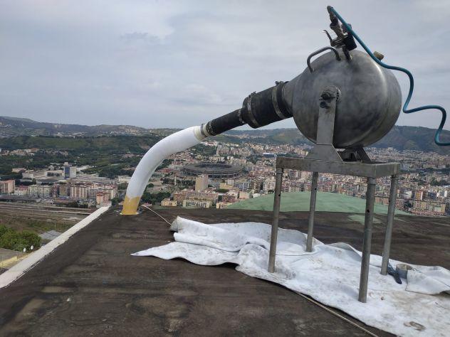 Risanamento colonne pluviali Campobasso - Foto 2