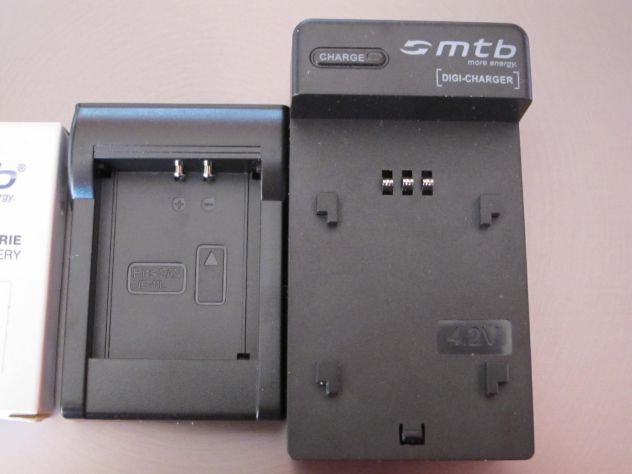 MTB digi-charger  DCL-638 canon NB-11L +2 bat.-Li-ion351 - Foto 9