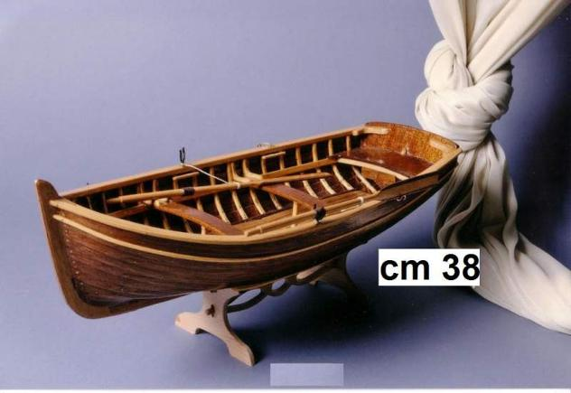 Varazze modelli di barche in scala