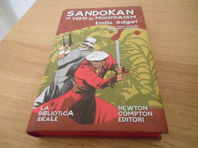 Sandokan le tigri di mompracem, Emilio Salgari, Newton Compton Editori 2008. - Foto 8