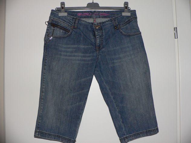 GURU jeans corto usato