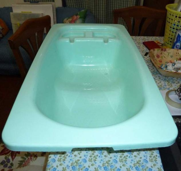 Vaschetta per bagno neonato